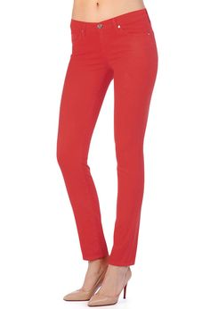 red jeans!!!