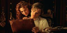 """Dessine-moi, comme l'une de tes Françaises."" Titanic Kate Winslet, Kate Winslet And Leonardo, Leonardo And Kate, James Cameron, Jack Dawson, Patrick Swayze, Jim Carrey, Titanic Drawing Scene, Love Movie"