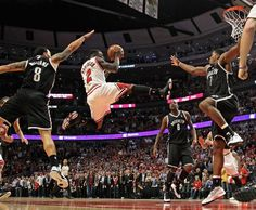 Kamikazi-NATE (Different Angle) (May 02, 2013 | Eastern Conference Quarterfinals | Game 6 | Brooklyn Nets @ Chicago Bulls | The United Center in Chicago, Illinois)