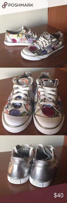 Coach Sneakers Coach sneakers. Size 8B Coach Shoes Sneakers