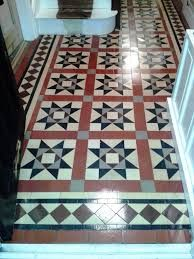 Image result for victorian tiling hallway and front door