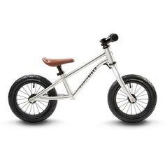 "Early Rider Alley Runner Urban 12"" Kinderlaufrad - brushed aluminum"