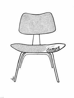 Eames - LCW