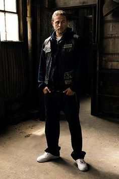 Charlie Hunnam - Jax Teller