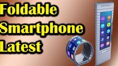 Foldable Smartphone first look Urdu/Hindi