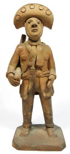 J.R.S. Cangaceiro. 17.5 cm