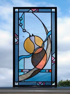 Stained Glass...this reminds me of my miss Azula