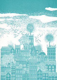 David Fleck : Illustration & Architecture