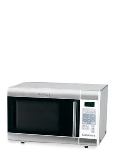Cuisinart Stainlesss 1 Cubic Ft Microwave Cmw100 Online Only