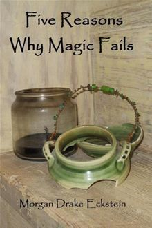 As a known member of Golden Dawn and Wicca, one is often asked by people why their magical work did not manifest in the physical world. There are five basic mistakes that prevent magical spells from…  read more at Kobo.