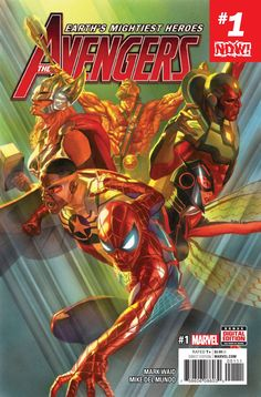 Marvel Comics News Digest 12/5 – 12/9/16 Featuring RL Stine and A Gift Guide