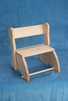 Childrens Folding Step Stool