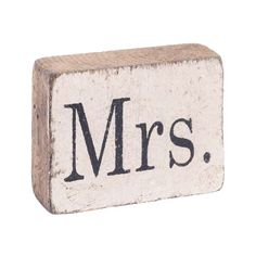 Rustic Marlin Antique White Mrs. Block at The Paper Store