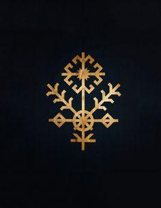 idea. Latvian tree of life