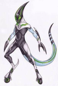 Weird Creatures, Fantasy Creatures, Arma Steampunk, Aliens, Ben 10 Comics, Character Art, Character Design, Ben 10 Omniverse, Superhero Design