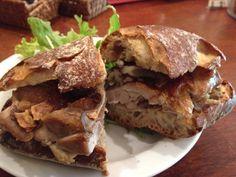 mushroomsandwich