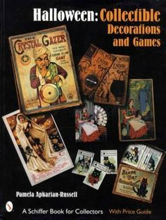 Halloween Collectible Book
