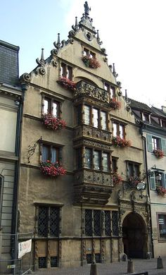 1000 images about francia on pinterest alsace frances for Au fond du jardin strasbourg