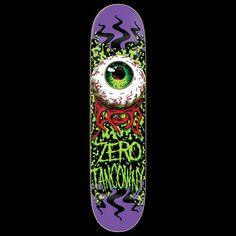 Zero Tancowny Bloodshot Deck