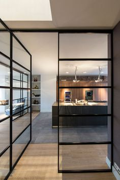 Home decoration kitchen House Design, Apartment Design, Home, Apartment Interior, Amsterdam Apartment, House Styles, New Homes, House Interior, Modern Kitchen Design