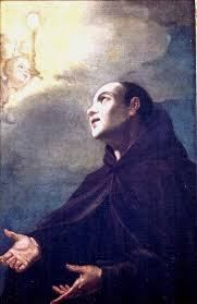 """Saint of the Day – 17 May – St Paschal Baylon (1540 (feast of Pentecost) at Torre Hermosa, Aragon, (modern Spain) – 15 May 1592 (feast of Pentecost) at Villa Reale, Spain of natural causes) Franciscan lay brother, Mystic, Contemplate, known as the """"Seraph of the Eucharist"""".   Patron of  cooks, shepherds, Eucharistic congresses and organizations (proclaimed by Pope Leo XIII on 28 November 1897), diocese of Segorbe-Castellón de la Plana, Spain, Obado, Bulacan, Philippines. ...."""