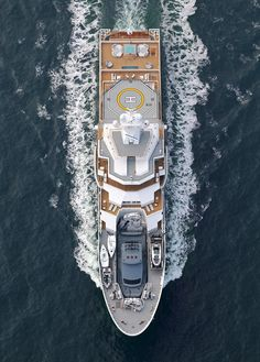 The 107 metre explorer yacht Ulysses is the biggest, toughest toybox on the water, but step inside and you're in a Johnny Horsfield wonderland Yacht Design, Kayak Fishing, Fishing Boats, Lurssen Yachts, Explorer Yacht, Expedition Yachts, Yacht World, Sailing Gear, Sports Wagon