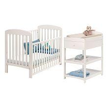 179€ El <strong>Bino - Set Lucas Cuna + Cambiador</strong> incluye una cuna de 96 x 69 x 124 cm y un cambiador de 100 x 54 x 80 cm. La cuna tiene somier regulable en 3 alturas, lateral abatible y es para colchón de 60 x 120 cm. NO incluye colchón o textiles. Babies R Us, Babies Stuff, Baby Deco, Cribs, Toddler Bed, Furniture, Home Decor, Pregnancy, Textiles