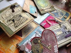 Tim Holtz Collection Stamps