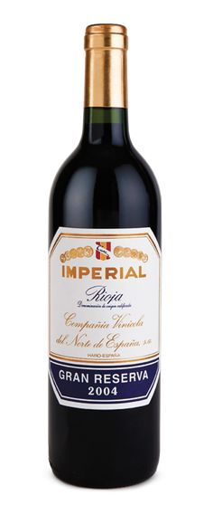 This is number one: Cune Rioja Imperial Gran Reserva. Top 10 Wines of 2013 Revealed | Top 100 of 2013 | Wine Spectator