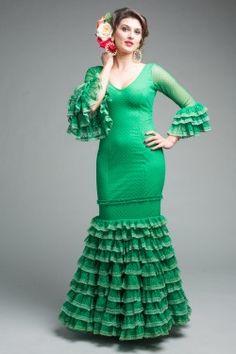 Flamenca - Micaela Villa. ¡Este es mío! ^^