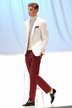 Valentino Spring 2008 Menswear Collection Photos - Vogue