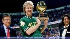 Larry Bird Net Worth and Salary: Larry Bird has tagged his name among extra-ordinary basketball players in the world, his net worth is estimated to be $55 million. Larry Bird net worth and salary: Larry Bird is a retired American professional basketball player and business executive who has a net worth of $55 million. Larry Bird is most famous for being a member of the Boston Celtics from 1979 – 1992. Kevin Garnett, Kevin Durant, John Havlicek, Bob Cousy, Oscar Robertson, John Stockton, Phil Jackson, Bill Russell, Dennis Rodman