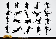 football-players-silhouettes-in-different-positions_72147491371.jpg (626×441)