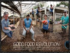 "#55 ""Good Food Revolution"" by Douglas Gayeton, via 500px"