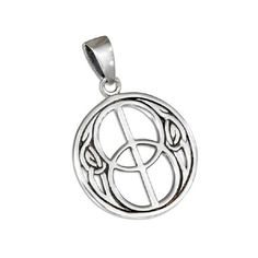 Sterling Silver Celtic Sacred Chalice Avalon Well Pendant -- Visit the image link more details. (This is an affiliate link and I receive a commission for the sales) Necklaces With Meaning, Girls Necklaces, Pearl Necklaces, Eye Necklace, Initial Necklace, I Love Jewelry, Jewelry Sets, Fine Jewelry, Women Jewelry
