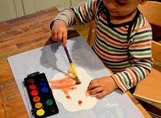My Home Style: 10 tipů na podzimní tvoření pro nejmenší Plastic Cutting Board