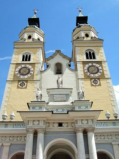 Bressanone, Italy by Alexander Marc Eckert. Brixen is a town in South Tyrol in northern Italy. Wikipedia