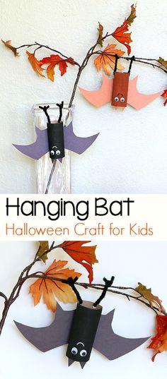 13 Fun, DIY Halloween Crafts for Kids Fun diy, DIY Halloween and - easy homemade halloween decorations for kids