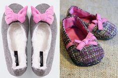 Patrón zapatillas infantiles de tela Patrón para hacer una cómodas zapatillas infantiles para casa, todas las tallas desde el numero 13/14 al 33/34. Zapatillas de tela nº 13/14 :: Zapatillas de tela nº 15/16 :: Zapatillas de tela nº 17/18 :: Zapatillas de tela nº 19/20 :: Zapatillas de tela nº 21/22 :: Zapatillas de … Toddler Shoes, Baby Shoes, Outfits Niños, Baby Dress Patterns, Carry All Bag, Ciabatta, Sewing For Kids, Moccasins, Espadrilles