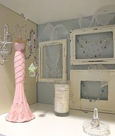 Transforming Old Picture Frames