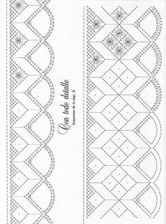 Geraldine Stott & Bridget M. Hairpin Lace Crochet, Crochet Motif, Crochet Shawl, Crochet Edgings, Bobbin Lace Patterns, Bead Loom Patterns, Lace Earrings, Lace Making, Antique Lace