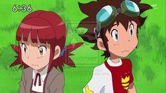 Mikey x Angie Digimon Fusion