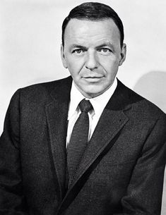 The great Frank Sinatra.