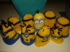 Minion Monday - Sarah Firth sent us these little beauties the other day.