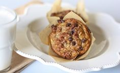 These muffins are so good you'd never know they are grain free!  Taste and texture are perfect.