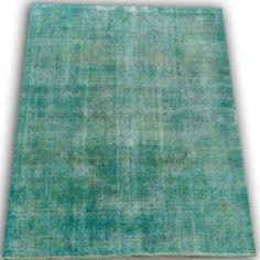 Aqua tapijt. rozenkelim.nl