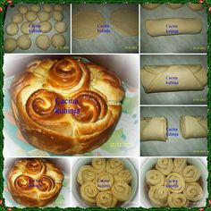 Cacina kuhinja: Bozicna pogaca / Christmas cake