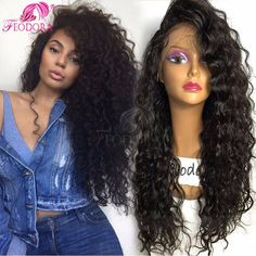 180% Human Hair Full Lace Wigs Stocked 100% Lace Front Wigs Curly Glueless Human Hair Unprocessed Silk Top Brazilian Hot Sale