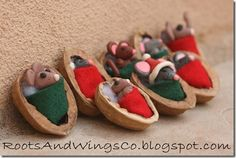 Pine Cone Christmas Tree Ornaments These are so cute and are made using pine cones, snow paint, ribbon and a jingle bell. Description from vizornament.com. I searched for this on bing.com/images