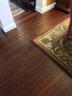 Antique Java Fossilized® bamboo flooring from Cali Bamboo   Bamboo ...